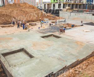 ЖК «Новокуркино»: ход строительства корпуса 1.1