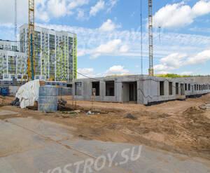 ЖК «Люберецкий»: ход строительства корпуса 3