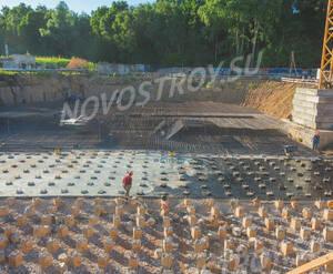 ЖК «Митино Парк»: ход строительства корпуса 1
