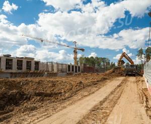 ЖК «Измайловский лес»: ход строительства корпуса 1.2