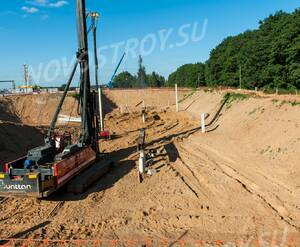 ЖК «Томилино 2018»: ход строительства дома 12