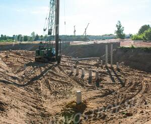 ЖК «Томилино 2018»: ход строительства дома 13