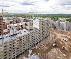 ЖК «Новокрасково»: ход строительства корпуса 2