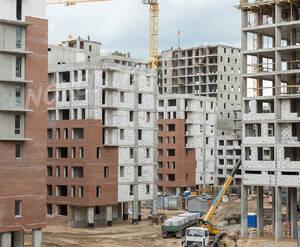 ЖК «Новокрасково»: ход строительства корпуса 3