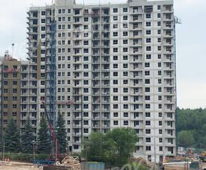 ЖК «Гринада»: ход строительства корпуса 2