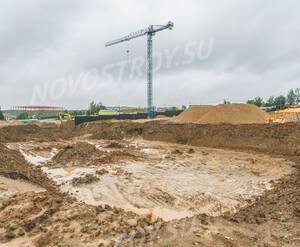 ЖК «Химки 2018»: ход строительства корпуса 4