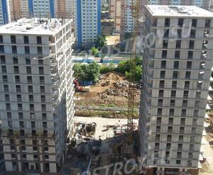 МФК «Комплекс апартаментов «Смольная,44»: ход строительства корпуса 1,2