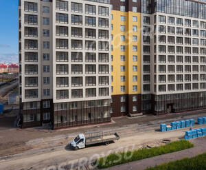 ЖК «Солнечный город»: ход строительства корпуса 4