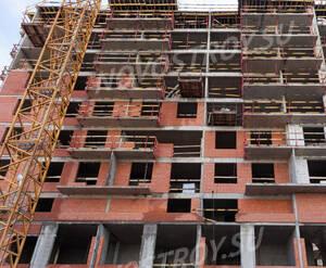 ЖК «Чистое небо»: ход строительства дома 5.1