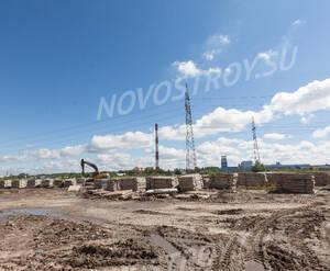 ЖК «Северная долина»: ход строительства корпуса 18А
