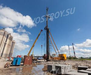 ЖК «Северная долина»: ход строительства корпуса 18Б