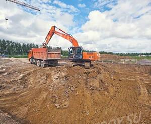 ЖК «Gröna Lund»: ход строительства корпуса 2.5