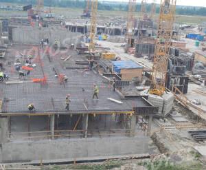 Малоэтажный ЖК «Образцовый квартал 3»: ход строительства