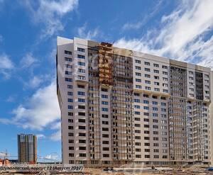 ЖК «Шуваловский»: ход строительства корпуса 12