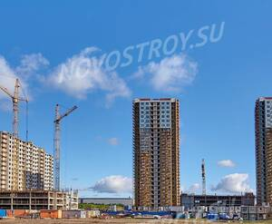 ЖК «Шуваловский»: ход строительства корпуса 19