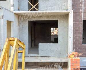 ЖК «на улице Текстильщиков»: Будущий балкон