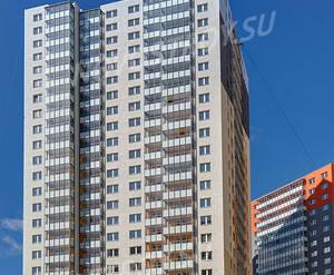 ЖК «Новая Охта»: ход строительства дома 32