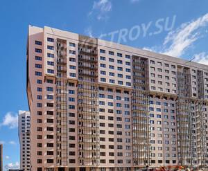 ЖК «Шуваловский»: ход строительства корпуса 11