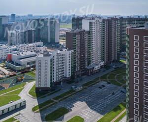 ЖК «GreenЛандия»: ход строительства корпуса 14