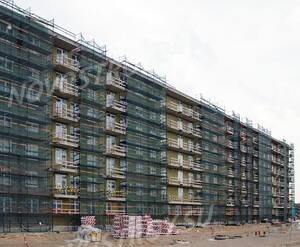 ЖК «Новоорловский»: ход строительства корпуса 1.6.1