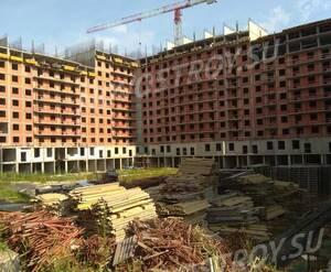 ЖК «Парголово»: ход строительства корпуса 27
