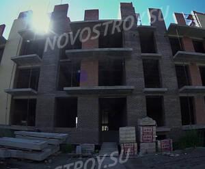 Малоэтажный ЖК «Veda Village»: ход строительства