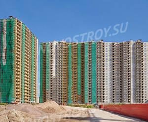 ЖК «Цивилизация»: ход строительства дома 1
