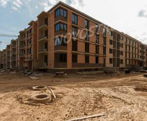 Малоэтажный ЖК «Чистый ручей»: ход строительства корпуса 3