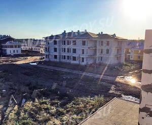 Малоэтажный ЖК «Петровская мельница»: ход строительства корпуса С5