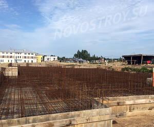 Малоэтажный ЖК «Петровская мельница»: ход строительства корпуса С8
