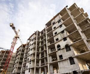 ЖК «Видный город»: ход строительства дома 3