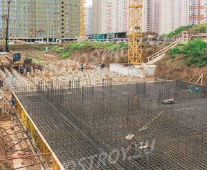 ЖК «Путилково»: ход строительства корпуса 2