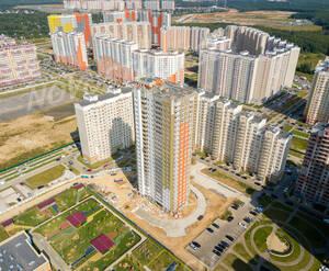 ЖК «Микрорайон «Бутово»: ход строительства корпуса 14.1