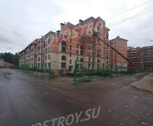 ЖК «Опалиха О3»: ход строительства дома 1 с официального форума ЖК Опалиха О3