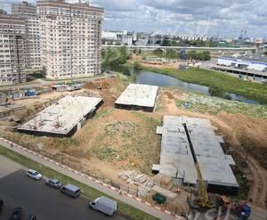ЖК «Татьянин парк»: ход строительства корпуса 8