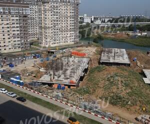 ЖК «Татьянин парк»: ход строительства корпуса 8В