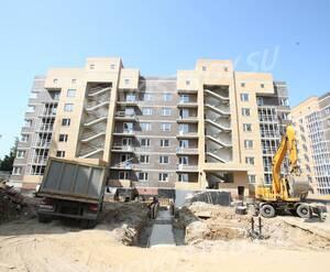 ЖК «Татьянин парк»: ход строительства корпуса 16