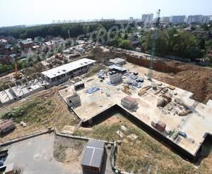 ЖК «Татьянин парк»: ход строительства корпуса 25