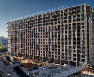 ЖК «ЗИЛАРТ»: ход строительства дома 1