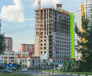 ЖК «Новокуркино»: ход строительства корпуса 8