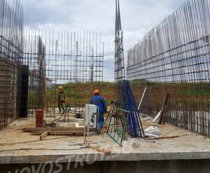 ЖК «Красногорский»: ход строительства корпуса 18 с официального форума ЖК Красногорский