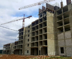 ЖК «Красногорский»: ход строительства корпуса 19 с официального форума ЖК Красногорский