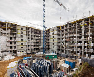 ЖК «Митино О2»: ход строительства дома 10