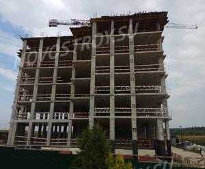Малоэтажный ЖК «Андерсен»: ход строительства Флагман