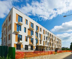 Малоэтажный ЖК «Южная Долина»: ход строительства корпуса 3