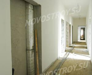Малоэтажный ЖК «Южная Долина»: ход строительства корпуса 4