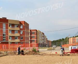 Малоэтажный ЖК «Малая Истра»: ход строительства