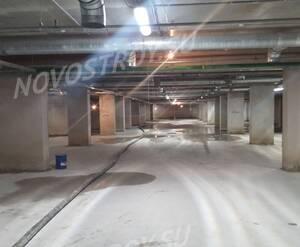 ЖК «Премьера»: подземный паркинг