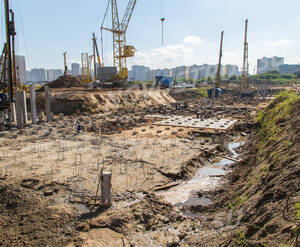 ЖК «Люберецкий»: ход строительства корпуса 4