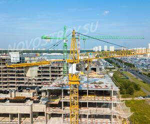 ЖК «Влюблино»: ход строительства